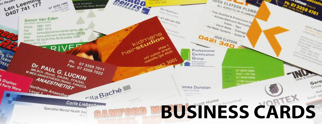 Business Cards | Rocket Printing